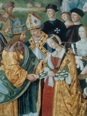 Frederick III and Eleanor of Anjou Sicilian History
