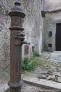 Fountain in Erice Sicily